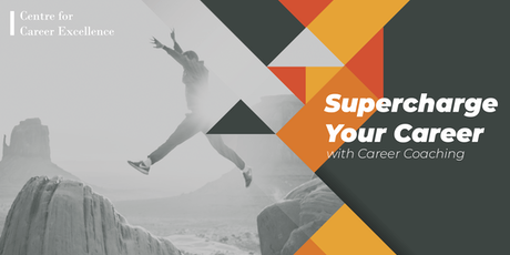 Supercharge Your Career with Career Coaching tickets