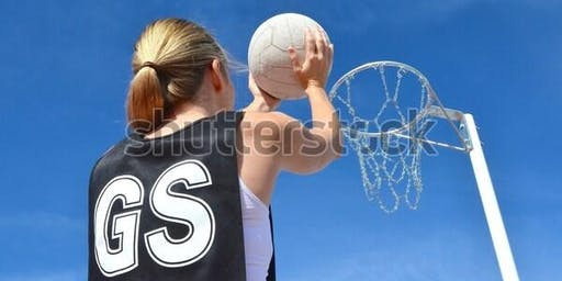 Term 3 Netball 4-10 yr olds