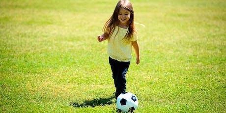 Term 3 Junior Soccer Program 5-10 yr olds - Saturdays tickets
