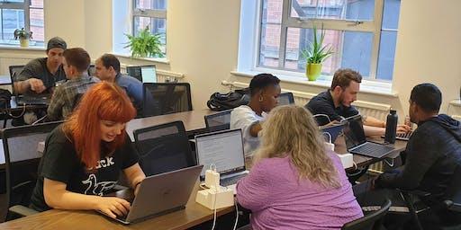 Manchester Codes Graduation & Final Project Presentations - Feb Cohort 2019