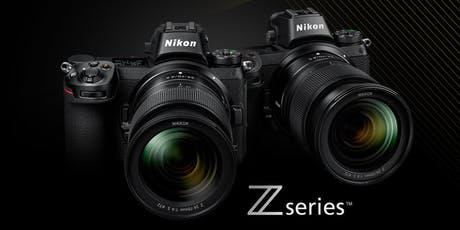 Nikon Photowalk: Hands-on with the new Z Series mirrorless cameras tickets