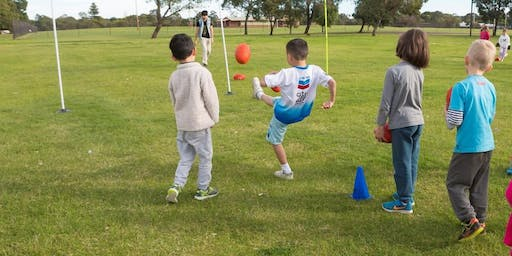 Term 3 Multisports 3-5 yr olds