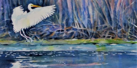 2 DAY ON REFLECTION WATERCOLOUR WORKSHOP with Ann Clarke tickets