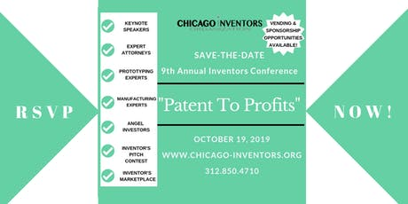 CIO 9th Annual Inventor's Conference! tickets