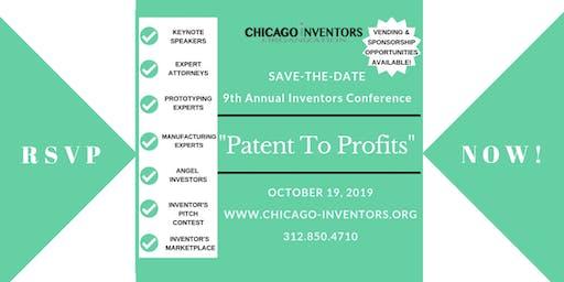 CIO 9th Annual Inventor's Conference!