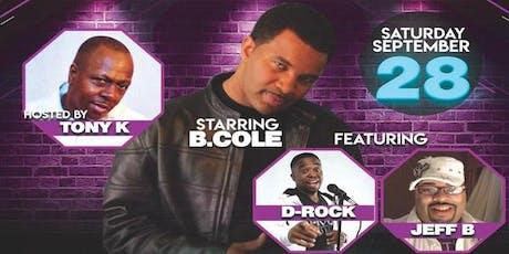 2nd Annual Detroit Gospel Comedy Festival tickets