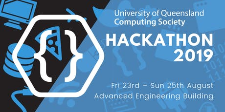 UQCS Hackathon 2019 tickets