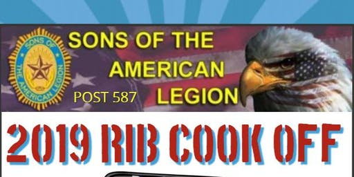 Annual Rib Cook Off