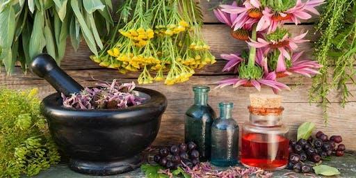 Make and Take~Healing Incense