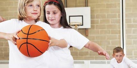 Term 3 Basketball Program 5-10 yr olds - Saturdays tickets