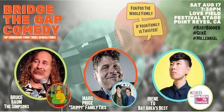 Bridge The Gap Comedy Festival tickets