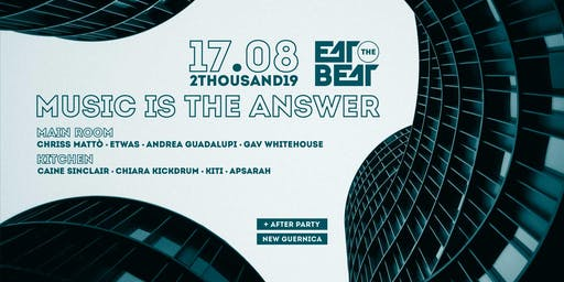 Eat The Beat : Music is the answer