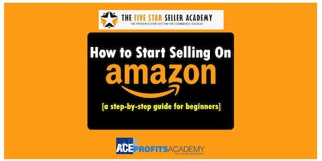 Amazon E-Commerce Training Course For Singaporeans tickets