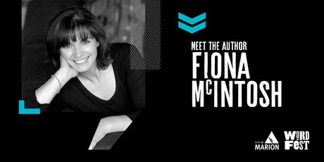 Meet the Author: Fiona McIntosh 'The Diamond Hunter' at WordFest tickets