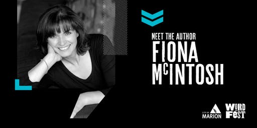 Meet the Author: Fiona McIntosh 'The Diamond Hunter' at WordFest