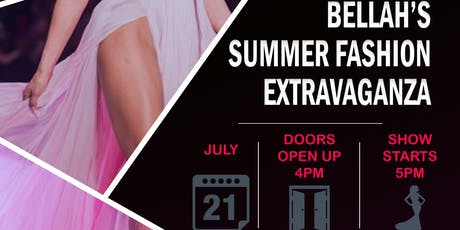 Bellah's Summer Extravaganza tickets