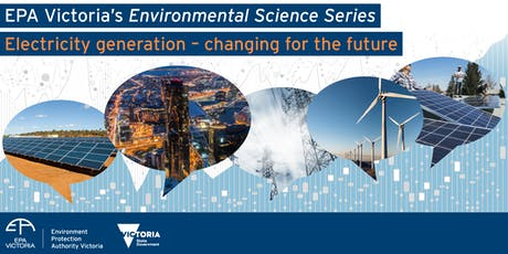 Environmental Science Seminar Series: Electricity Generation - Changing for the Future tickets
