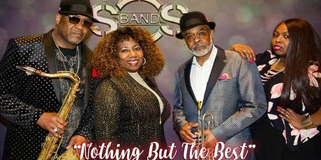 """Nothing But The Best"" with The SOS Band tickets"