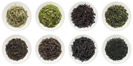 Tea 101: Taste + Learn  tickets