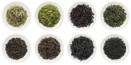 POSTPONED: Tea 101: Taste + Learn  tickets
