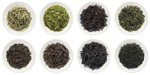 Tea 101: Taste + Learn