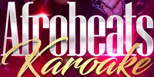 Afrobeats Karaoke Raleigh Edition