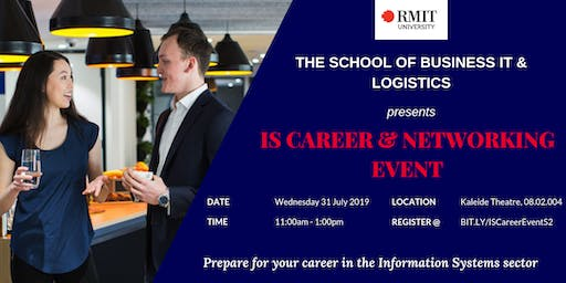 Information Systems Career and Networking Event