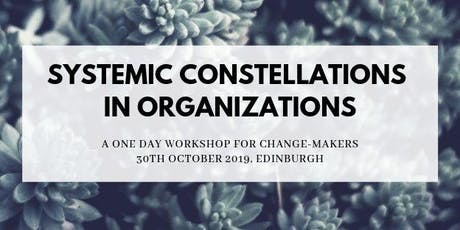 Systemic Constellations in Organisations tickets