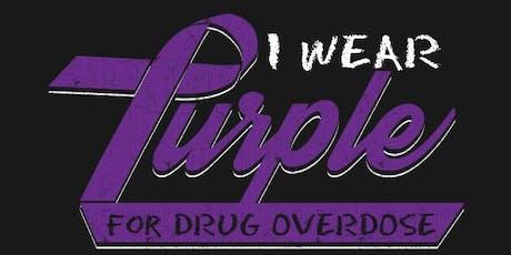 Overdose Awareness walk/fun day tickets