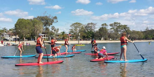 Women On Water FREE. 20th July (Bargara)