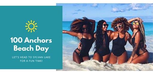 100 Anchors Presents: Sylvan Lake Beach Day