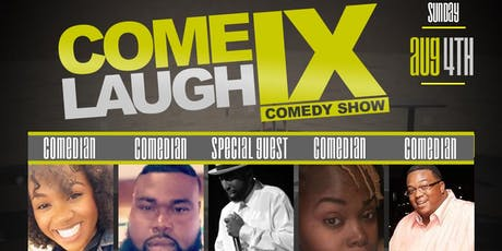COME LAUGH9 tickets