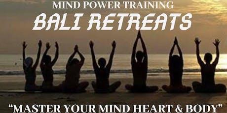 Bali Mind, Body & Nutrition Coaching Retreat tickets