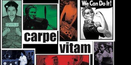 Carpe Vitam tickets