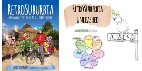Retrosuburbia Unleashed with Michael Wardle & Gavin Hardy tickets