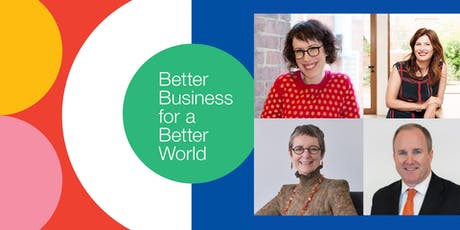 Better Business for a Better World  tickets