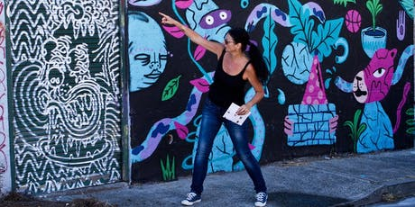 Street Art Walking Tour - Creative Trails  tickets