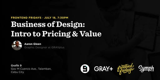 Business of Design: Intro to Pricing & Value