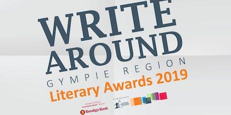 Gympie Region Literary Awards Presentation tickets