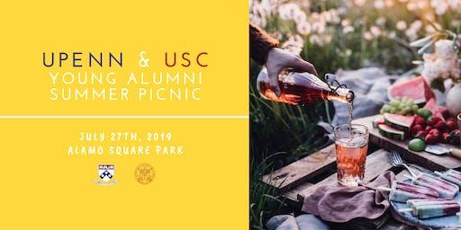 UPenn & USC Summer Picnic