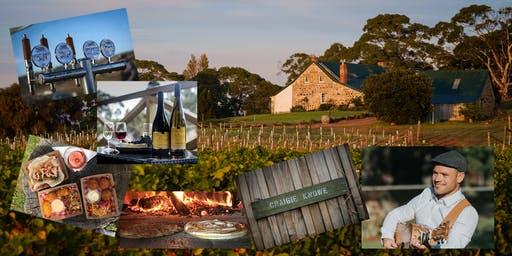 Unwind In The Vines V3, The Great Eastern Wine Weekend Edition