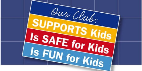 Child Safe Officer Training with Mike Fenwick tickets