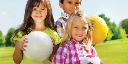 School Holiday Multisport Clinic 3 years to 5 years