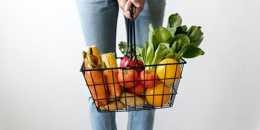 The Health Lounge - Workshop:  Healthy Eating Starts Today