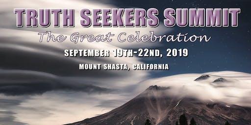 Truth Seeker Summit 2019 - Mount Shasta