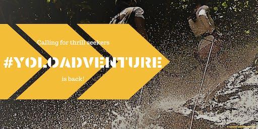 #YOLOadventureLGK