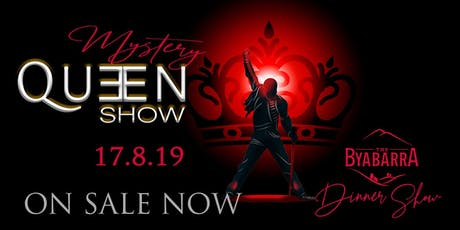 Mystery Queen Dinner Show tickets