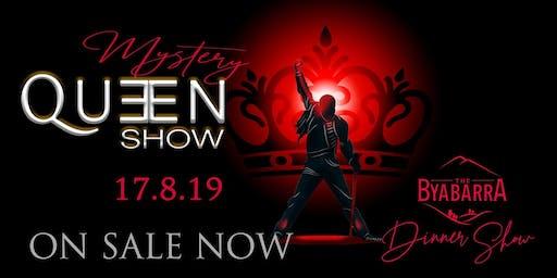 Mystery Queen Dinner Show