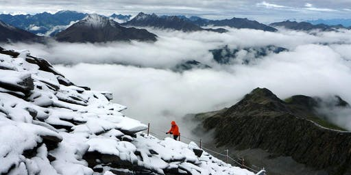 {Summit Series} China: Siguniang - Twin Peaks (5000m+) Da Feng + Er Feng