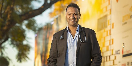 Game Changers: in conversation with Dr Rolf Gomes